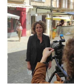 Interview Anne Sophie LATOURRE